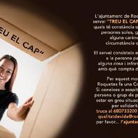L'Ajuntament de Roquetes fa una crida a la ciutadania per localitzar i poder atendre aquelles persones que viuen soles i necessiten ajuda.