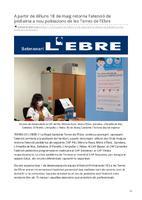 A partir de dilluns 18 de maig retorna l'atenció de pediatria a nou poblacions de les Terres de l'Ebre.