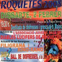 Carnestoltes Roquetes 2008