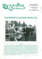 Roquetes: revista mensual d'informació local, número 113, febrer 1995