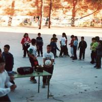 Activitats a l'Escola Mestre Marcel·lí Domingo de Roquetes