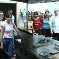 Curs de Cuina Jove al Restaurant Amaré de Roquetes