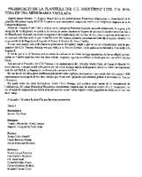 Presentació de la plantilla del CD Roquetenc i el CD Tortosa