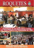 Roquetes: revista mensual d'informació local, número 244, gener 2007