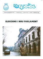 Roquetes: revista mensual d'informació local, número 164, octubre 1999
