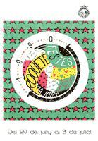 Programa de les Festes Majors de Roquetes 1990