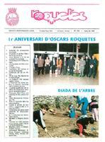 Roquetes: revista mensual d'informació local, número 158, març  1999
