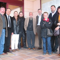 Homenatge a l'alcalde republicà Joan Castells Villalta