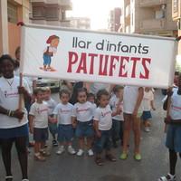 Commemoració dels 25 anys de la llar d'infants Patufets de Roquetes