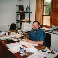 Francesc Benet, Director de l'IES de Roquetes