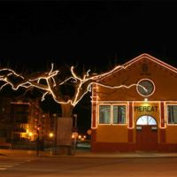 Mercat municipal de Roquetes