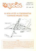 Roquetes: revista mensual d'informació local, número 132, novembre 1996