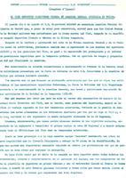 Assemblea general ordinària de socis del CD Roquetenc la temporada 1985/86