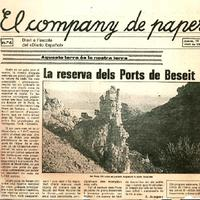 La reserva dels Ports de Beseit