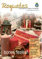 Roquetes: revista mensual d'informació local, número 250, desembre  2007