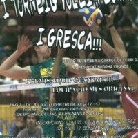 Primer torneig Volei, festa i gresca