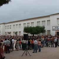 Festa de Fi de curs a l'Escola Mestre Marcel·lí Domingo