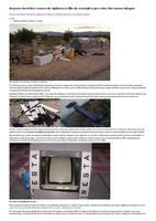 Roquetes instal·larà càmeres de vigilància en illes de contenidors per evitar abocaments indeguts.