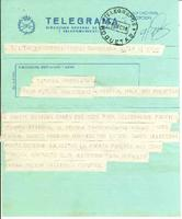 Telegrama al CD Roquetenc, 1978