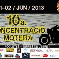 10a Concentració motera