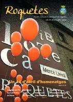 Roquetes: revista mensual d'informació local, número 273, abril-maig  2010