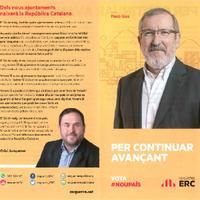 Programa electoral ERC Roquetes 2015. Eleccions Municipals.