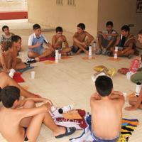 Cloenda Campus esportiu - 2005