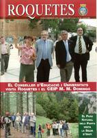 Roquetes: revista mensual d'informació local, número 241, octubre 2006