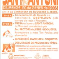 Festa de Sant Antoni 2008