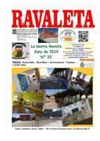Ravaleta, núm. 22, juny de 2019