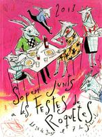 Programa de les Festes Majors de Roquetes 2013