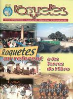 Roquetes: revista mensual d'informació local, número 183, juny  2001