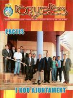Roquetes: revista mensual d'informació local, número 205, juny 2003