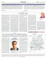 """En memòria d'Antonio Acero, president de la Penya Ciclista Baix Ebre """"Ja Arribarem"""", entre 1984 i 1996."""