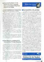 Paco Gas, nou president de la Mancomunitat Tortosa-Roquetes