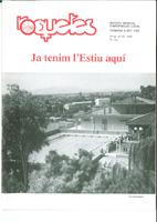 Roquetes: revista mensual d'informació local, número 64, juny 1990. 7è Any