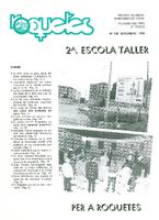 Roquetes: revista mensual d'informació local, número 110, novembre 1994