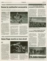 Pau Doñate comença la participació a l'estatal de motocròs