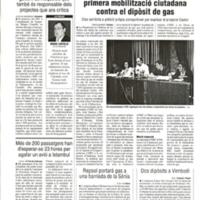 Castelló recorda al nou govern de Roquetes que també és responsable dels projectes que ara critica