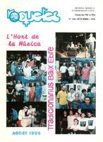 Roquetes: revista mensual d'informació local, número 130, setembre  1996