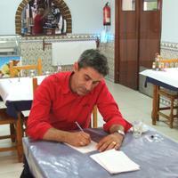 Luis Dauden, President de l'Associacio de Bous