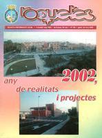 Roquetes: revista mensual d'informació local, número 189, gener 2002