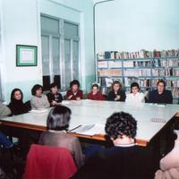 Eleccions Consells Escolars 2001