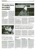 """El """"II Kilòmetre Vertical de Roquetes"""", última prueba del circuito ebrense"""