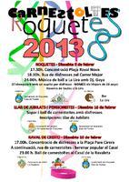 Carnestoltes Roquetes 2013