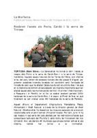 Reobren l'accés als Ports, Cardó i la serra de Tivissa