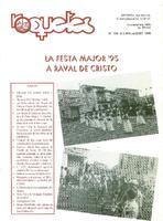 Roquetes: revista mensual d'informació local, número 118, juliol-agost 1995