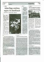 Jornada històrica per al CV Roquetes