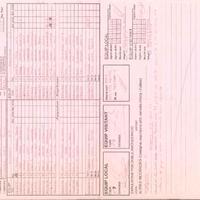 Títol<br /><br /> Acta de la Federació Catalana de Futbol del partit disputat entre el CD Roquetenc i el Cf Ulldecona, el 26 de març de 2006<br /><br />