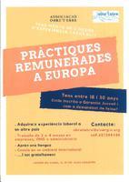 Pràctiques remunerades a Europa&lt;br /&gt;<br /> &lt;br /&gt;<br /> &lt;br /&gt;<br />